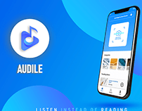 Audile : Audibooks Player and Library App