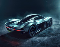 Aston Martin _ AM RB 001_ aka Valkyrie