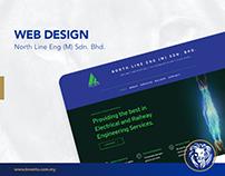 Web Design - North Line Eng (M) Sdn Bhd