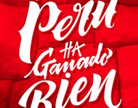 Letras para Perú