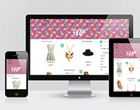 Cape Town Boutiques Wordpress Site