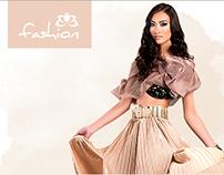 Fashion Company Advertising Kit