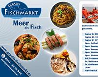 Flyer: Fischmarkt Gipalis