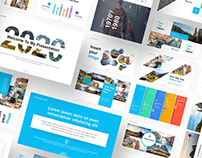 Vectory Infographic Asset Pack Presentation Template