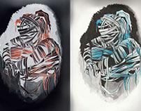 Rebirth Illustrations