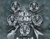 Ray-ban Metal Heads