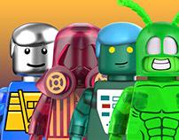 Lego Minifigures: Series 9