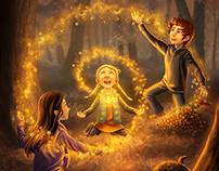 Enchanted Acorns