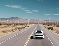 Toyota Concept-i Trailer
