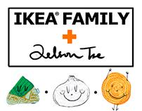 Ikea Family x Nelson Tse - Malaysia Delights