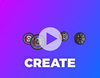 uMake App Store Promotional Videos