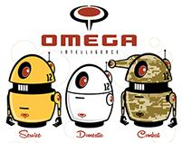 Omega Bot Designs