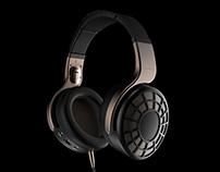 TÁGIDE Audiophile high-performance headphones concept