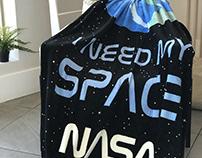 NASA Licensed Goods for Riley Blake Designs