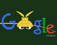 Inti Raymi Google Doodle - IECSE Summer Design Project