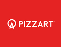 PizzArt Branding