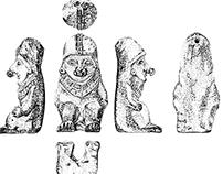 Gods, Graves, Scholars Portfolio