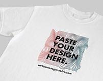 T-shirt Mockups ON SALE!
