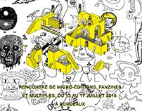Webdesign : Zinefest.fr