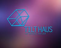 Tilt Haus - Logo Exploration