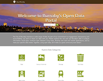 City of Burnaby Open Data Portal