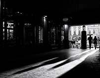 Street photographs from Budapest