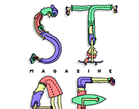 STAF magazine logo april 2016