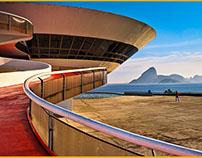 Oscar Niemeyer . acervo online