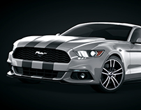 Ford Mustang 2015 Ecoboost