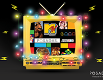 Posadas - Fiesta 80s