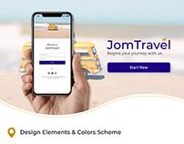 JomTravel mobile app