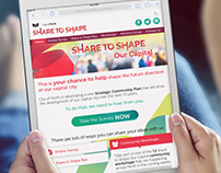 Perth City - Share to Shape Website Design