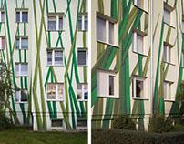 Blok ul. Dzialkowa - Wroclaw