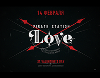 Pirate Station LOVE | Promo video
