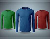 Long Sleeve T-shirt (Soft Shirts) Men / Women