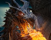 CGI Dragon