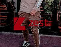 Zest - Clothing Logo