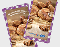 CarrefourSA | Bread Brochure