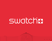 "Swatch - ""Customize Your Watch"""