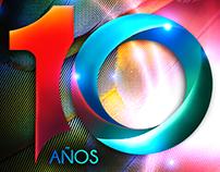 10 años México Travel Channel