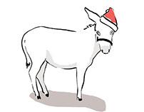 Donkey Advent Calender Suomen Aasiyhdistys