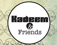 Kadeem & Friends Branding Project