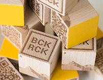 BackRack brand identity