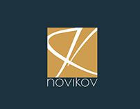 Novikov website design