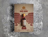 Packaging design - Khai Hoan