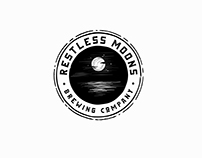Restless Moons Brewing Company Logo
