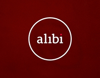 Alibi Rebrand