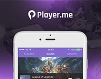 Player Brand Identity
