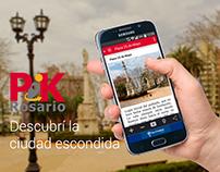 Pik Rosario App