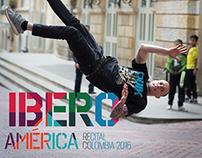 IBERO-AMÉRICA RECITAL COLOMBIA 2016